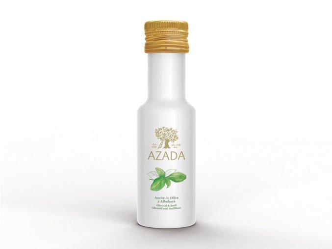 azada lahvicka oliva albahaca