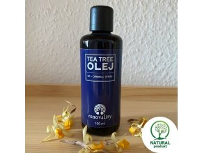 Tea tree 100 ml logo