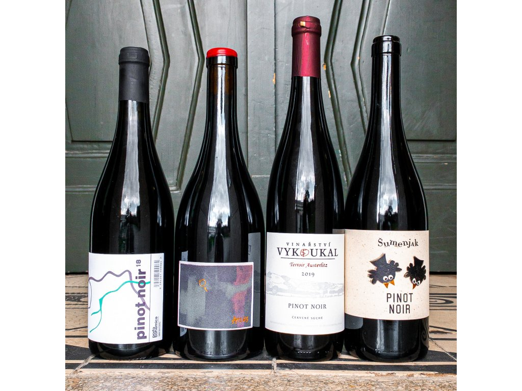 Pinot Noir Discovery Box