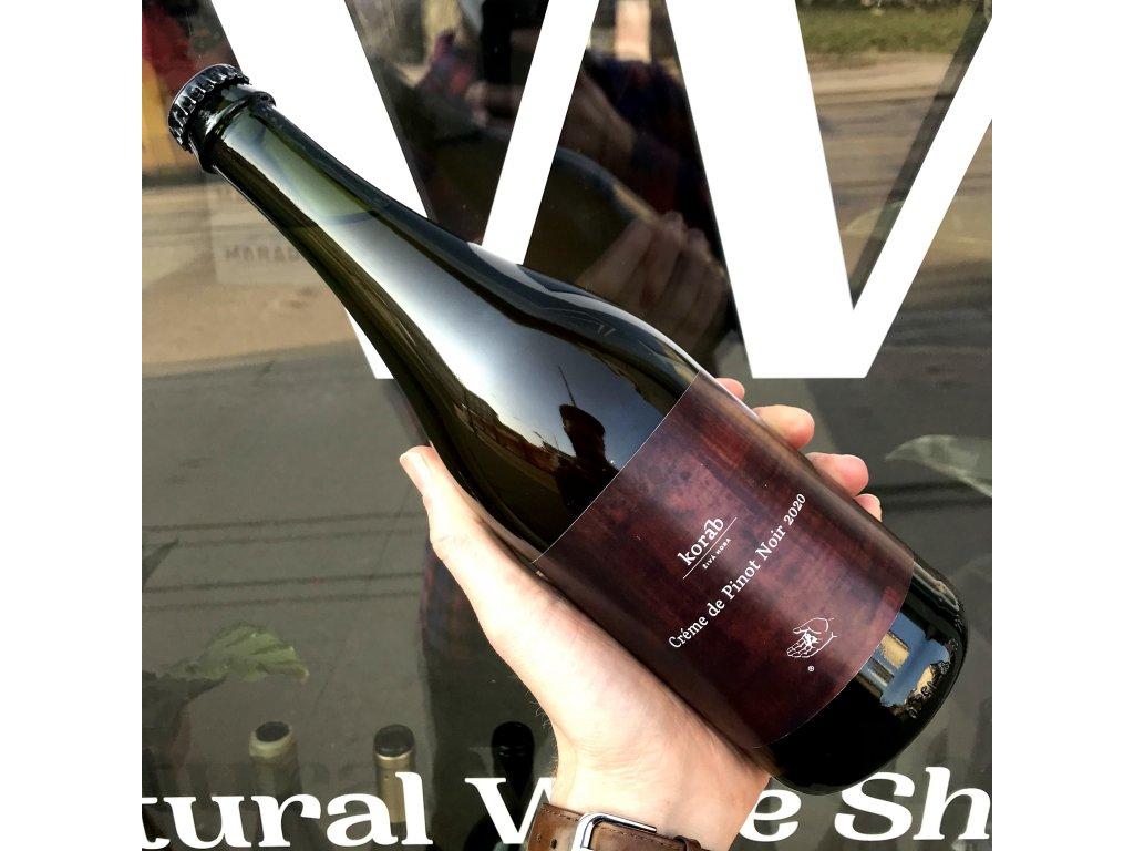 Koráb - Créme de Pinot Noir 2020
