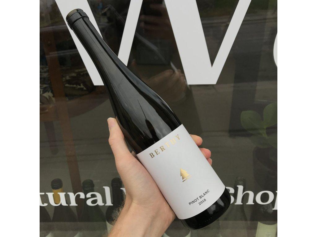 Berthy - Pinot Blanc 2018