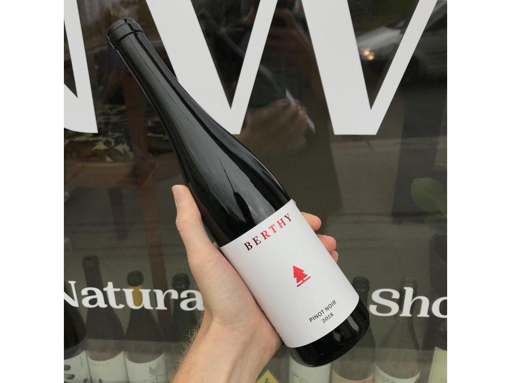Berthy - Pinot Noir 2018