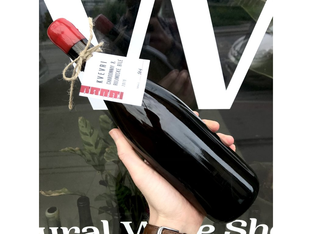 Měřínský - KVEVRI Chardonnay / Pinot Blanc 2019