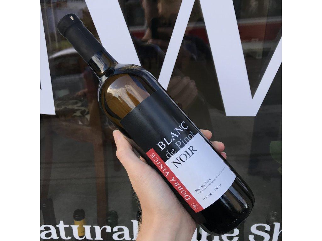 Dobrá Vinice - Blanc de Pinot Noir 2016