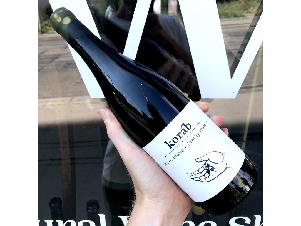 Koráb - Pinot blanc 2020