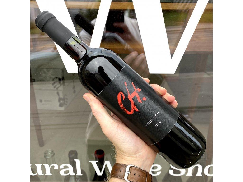 Charvát - Pinot Noir 2018