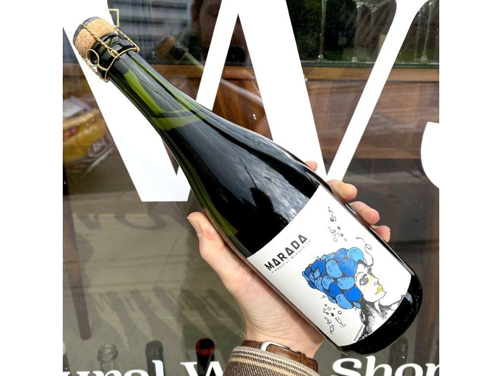 Marada - Madam Pinot sekt 2018