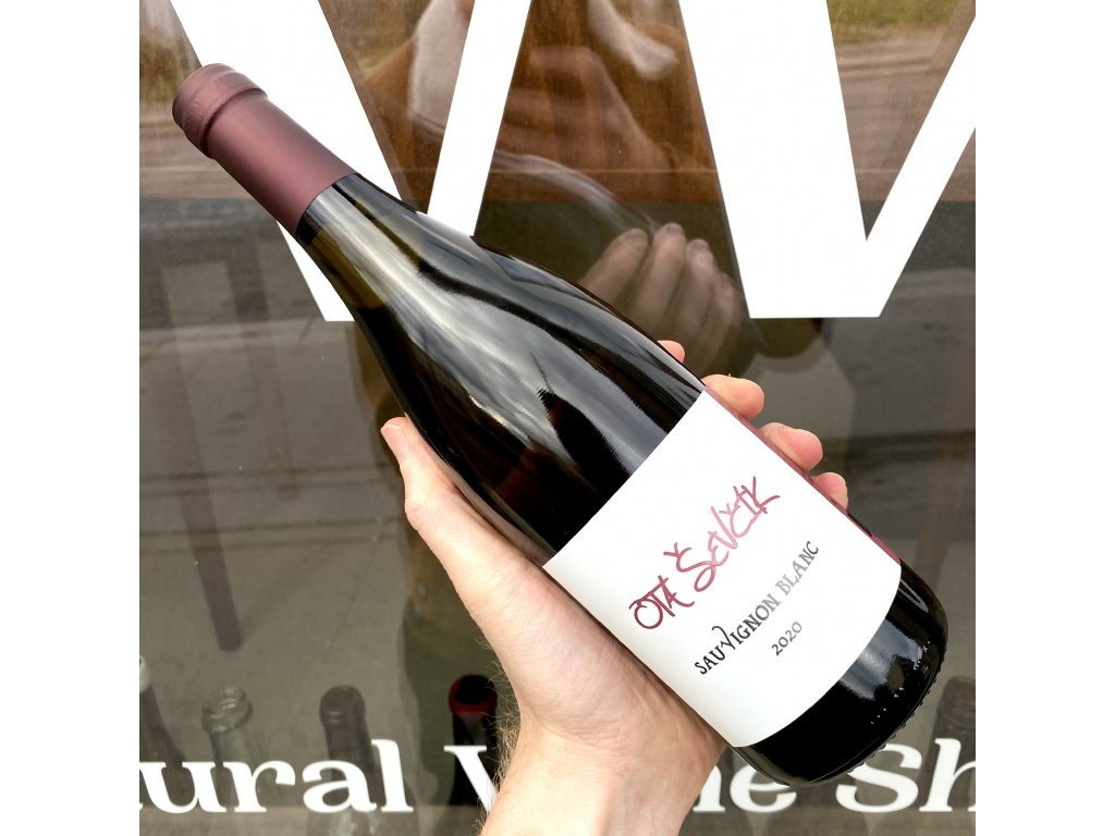 Ota Ševčík - Sauvignon blanc 2020