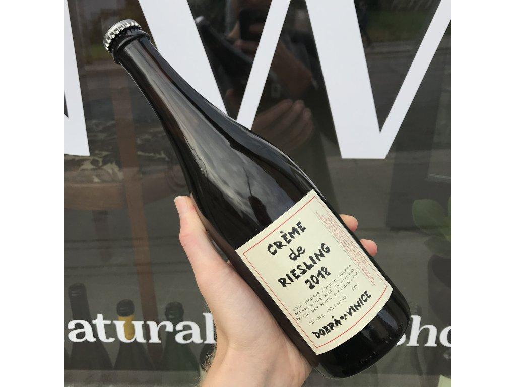 Dobrá Vinice - Créme de Riesling 2018