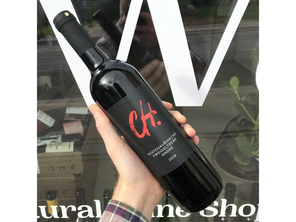 Charvát - Cuvée Standa 2018