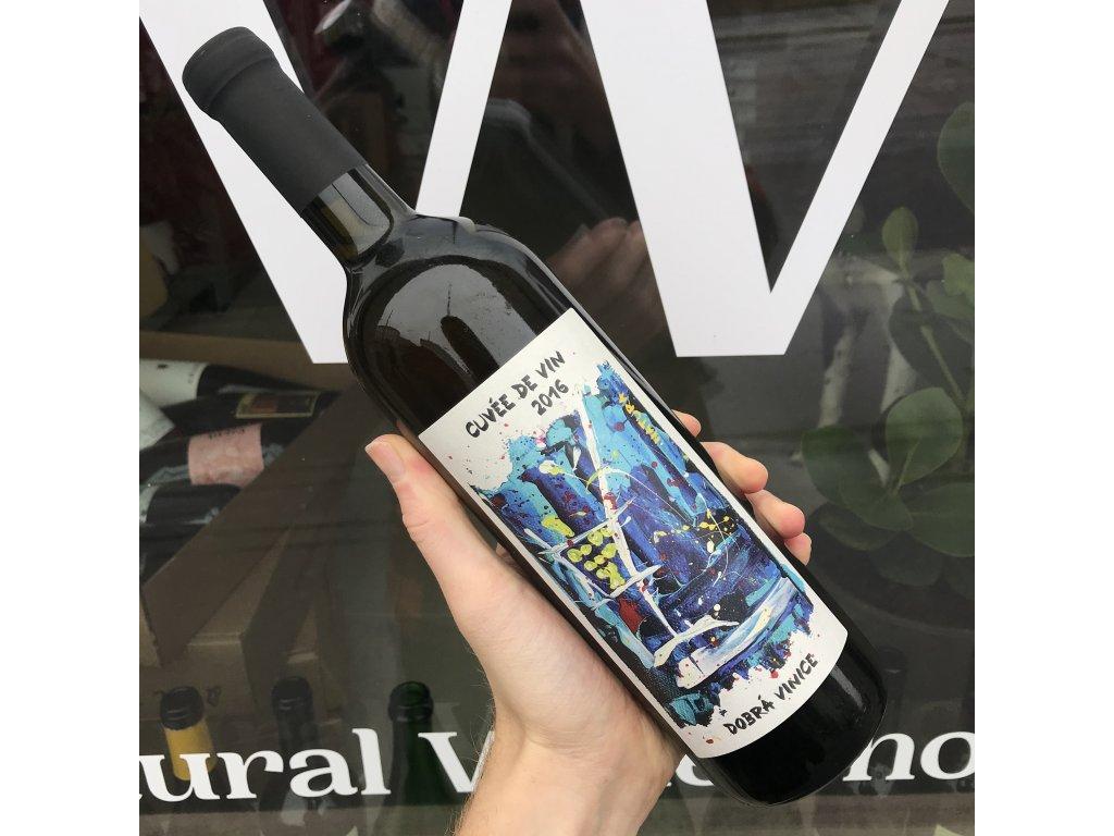 Dobrá Vinice - Cuvée de Vin 2016
