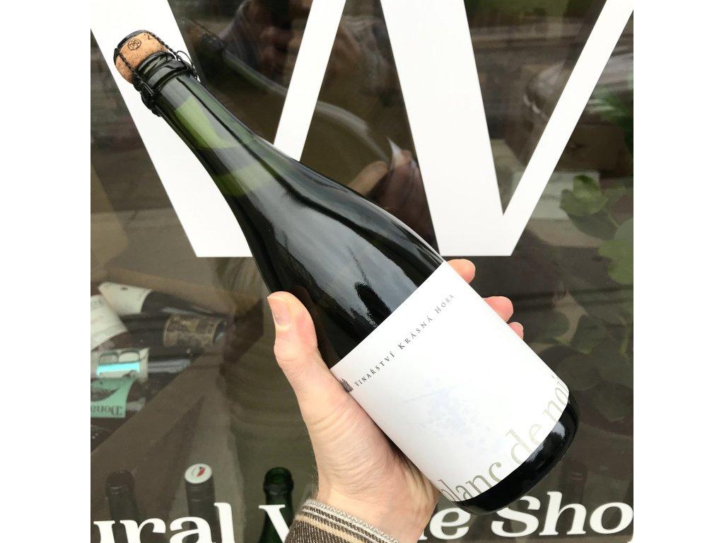 Krásná hora - Blanc de Pinot Noir 2018