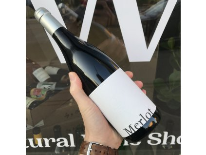Krásná hora - Merlot BARREL SELECTION 2018
