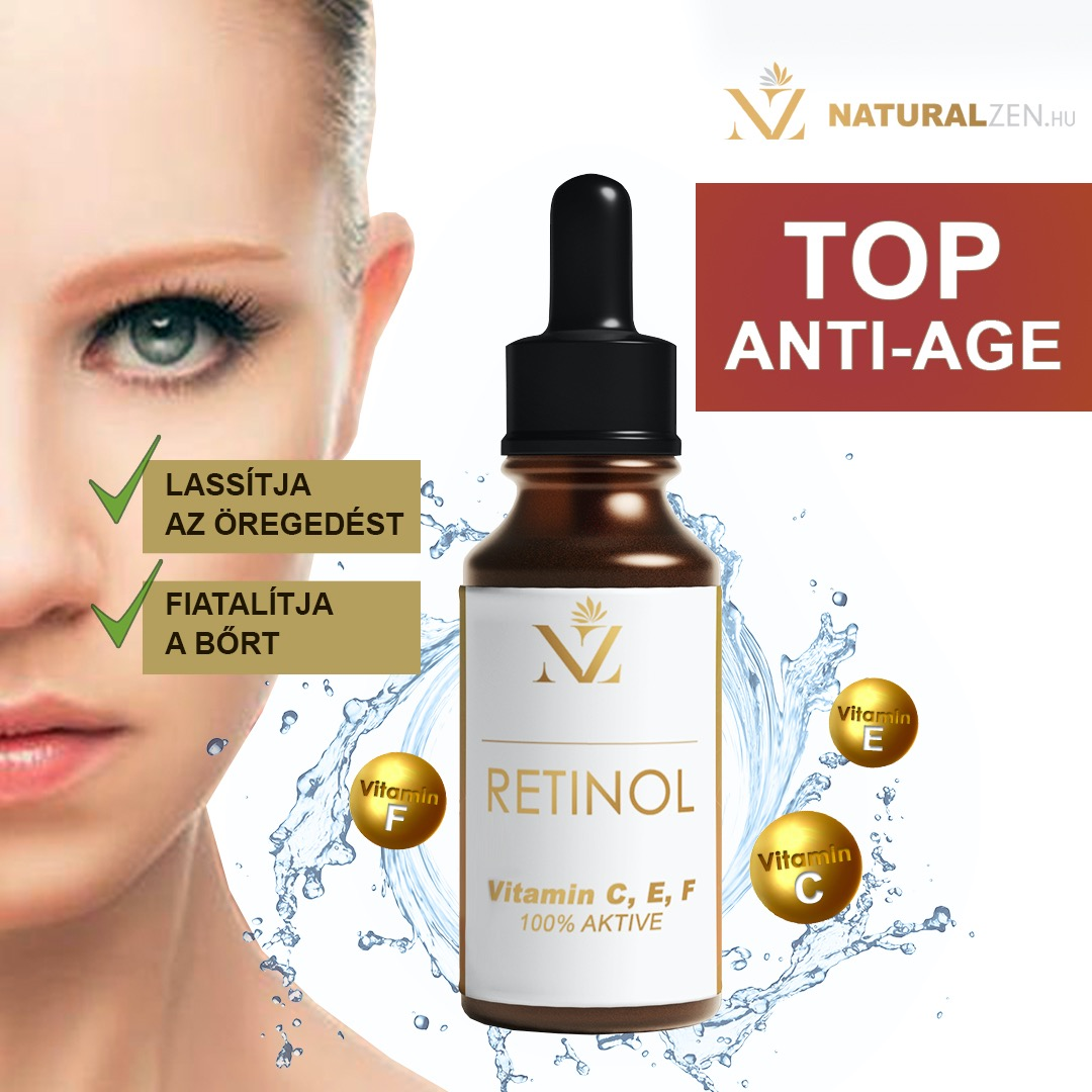 Retinol (A-vitamin) és kihasználásának lehetőségei a bőrgyógyászati kezelésekben