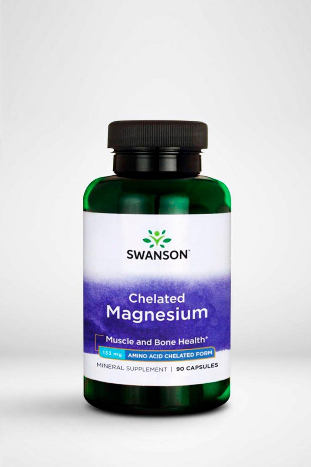 Magnezium kelat sziv naturalzen