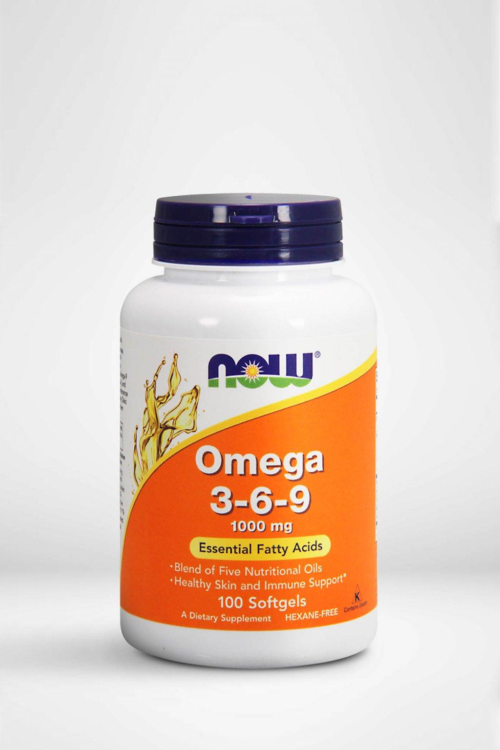 Omega 3 6 9 agy naturalzen