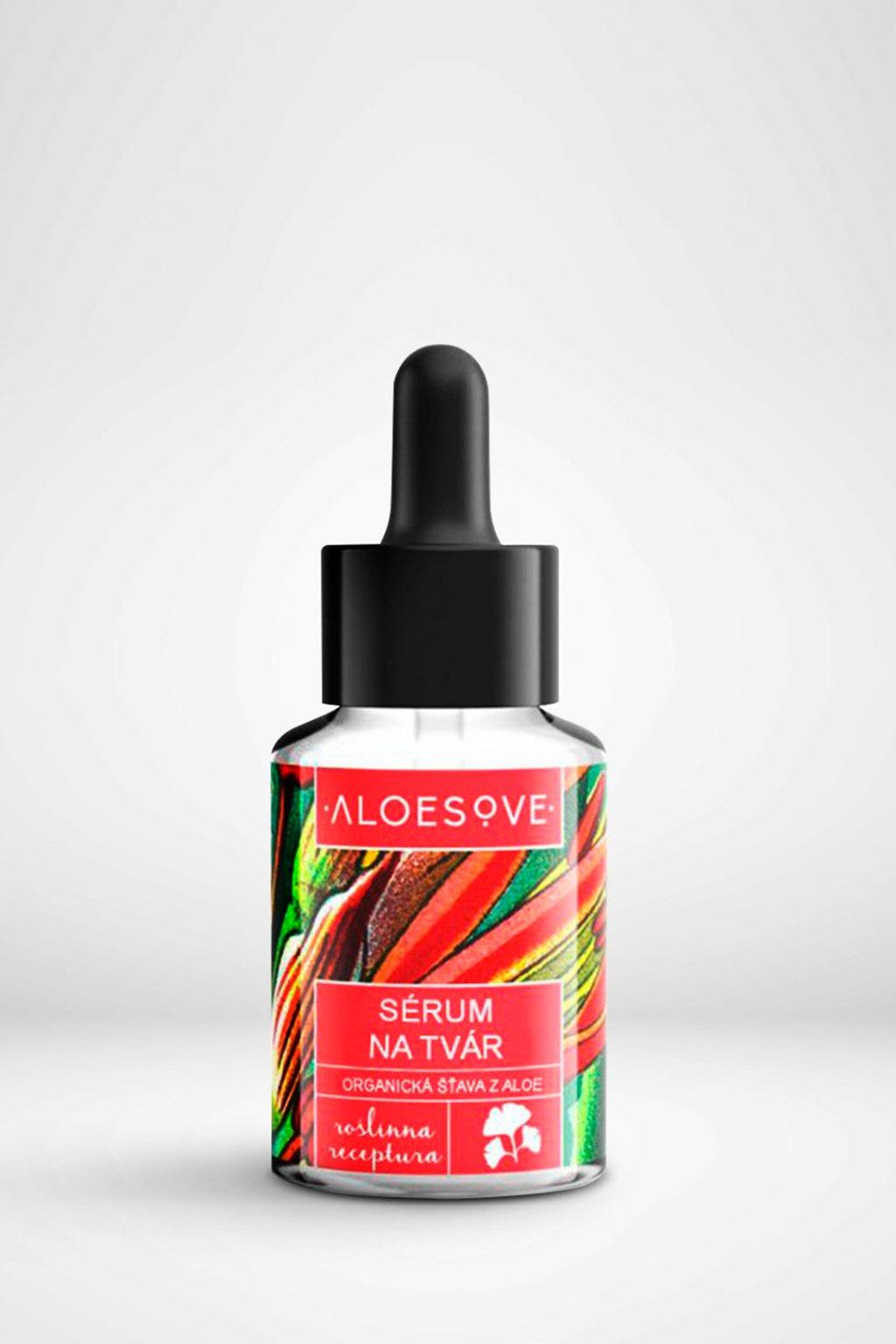 Aloe vera anti age naturalzen