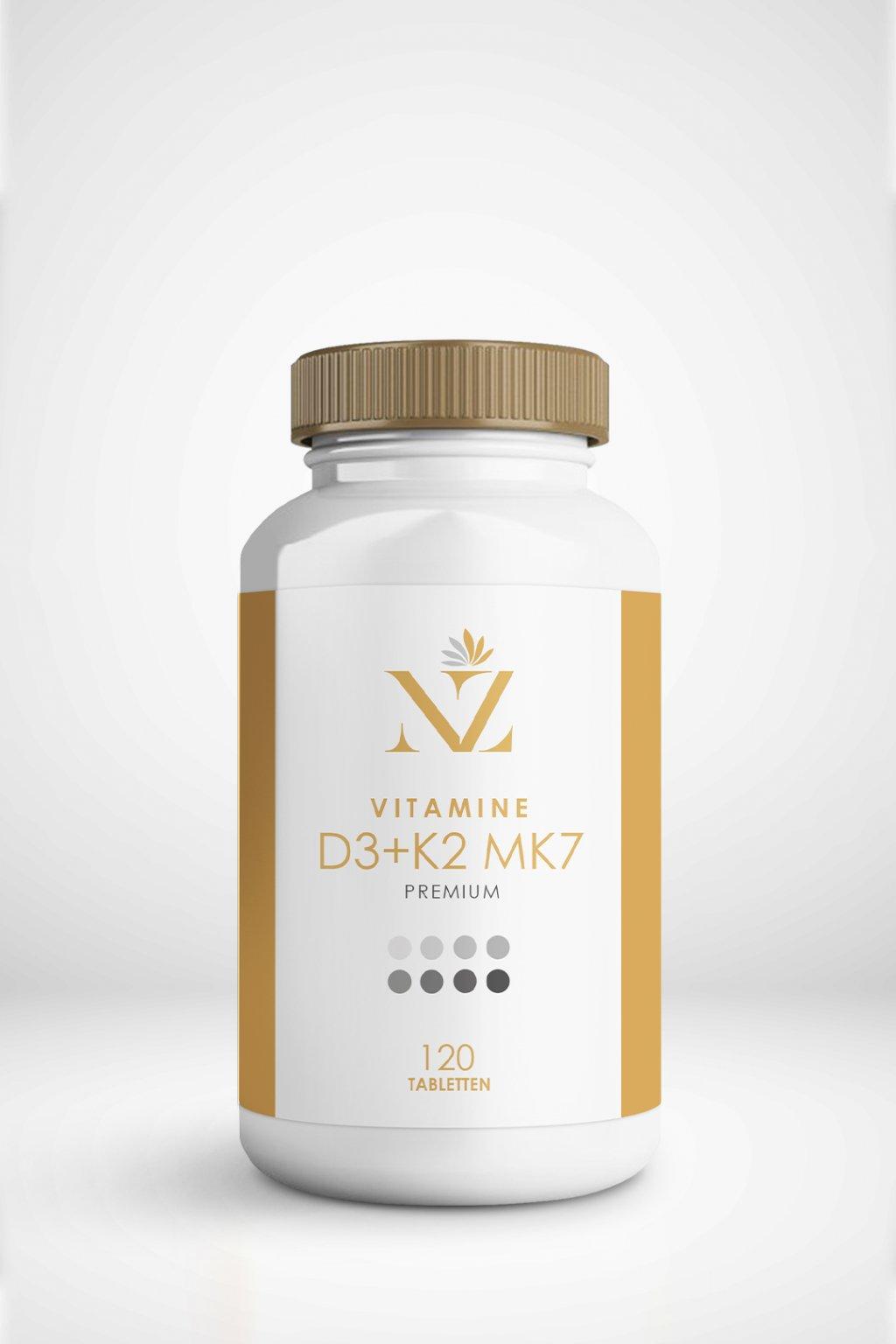 NZ Vitamine D3 K2 MK7 1080x1620px