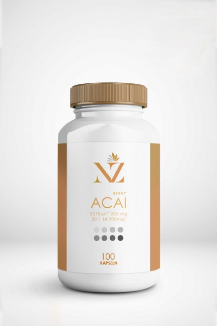 Acai berry vitaminok naturalzen