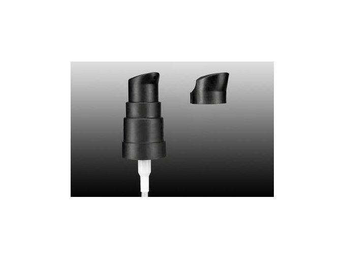Pína- pumpička černá 18/410