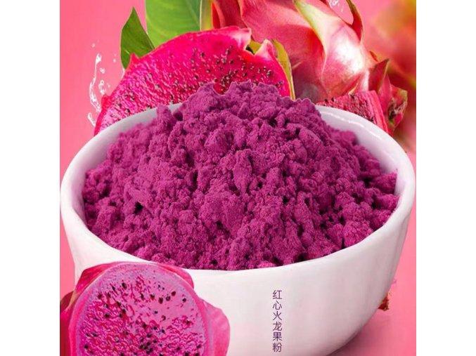 Natural Colouring Pink Pitaya Powder Red Dragon Fruit Powder Smoothies Superfood Diet Healthy Powder Shake Lollies