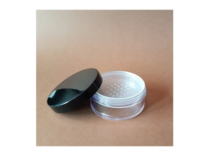 powder jar 40 ml