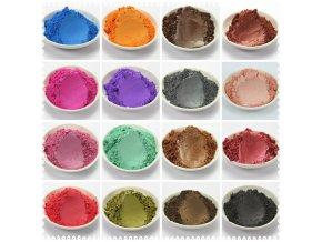 20g Healthy Natural Mineral Mica Powder DIY For Soap Dye Soap Colorant font b makeup b