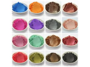 20g Healthy Natural Mineral Mica Powder DIY For Soap Dye Soap Colorant font b makeup b