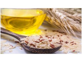 rice bran oil health benefits