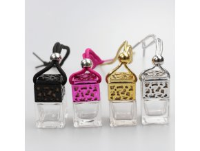 car diffuser perfume bottle