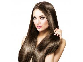 bigstock Beauty Model girl with Healthy 91496660