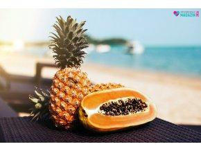 03 bromelain papain ananas papaja na hubnuti