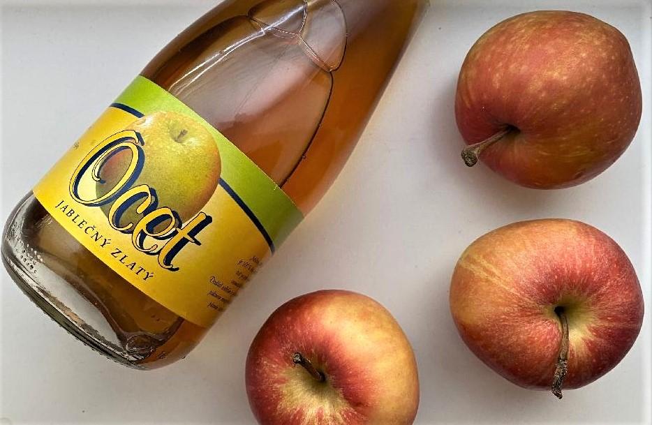 Zázračný jablečný ocet