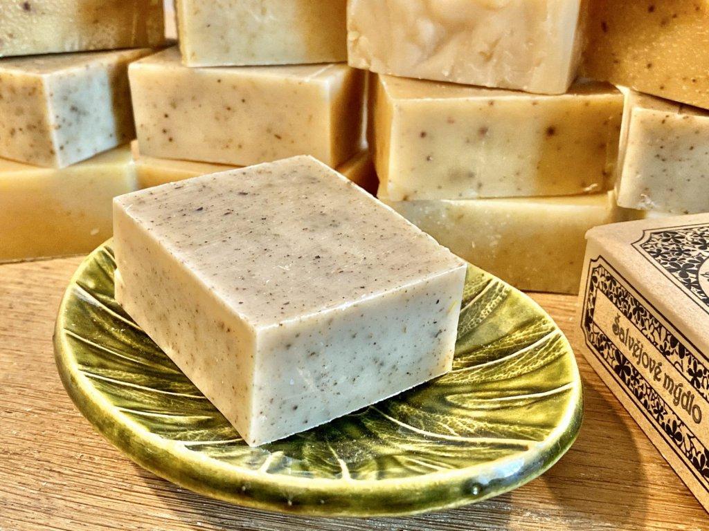 mýdlo se šalvějí - Herbalka