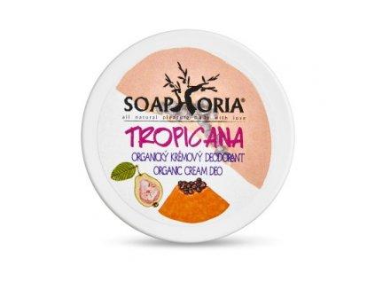 Organický krémový deodorant Soaphoria