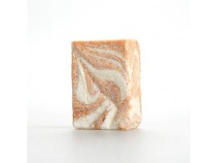 Neparfémované solné mýdlo pro citlivou a problematickou pleť - Nikko B.