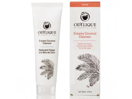 Čistící pleťové mléko Creamy Coconut - Odylique