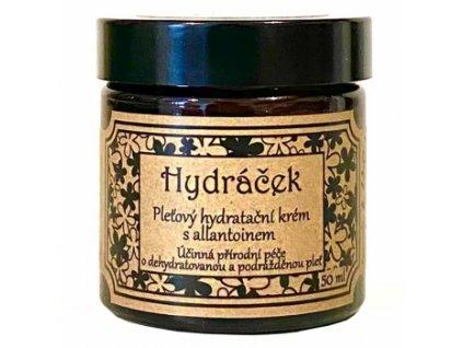 herbalka hydracek pletovy hydratacni krem