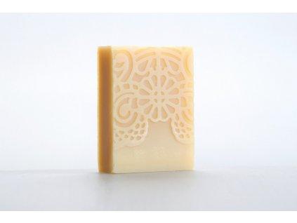 Ručně vyráběné mýdlo Kůzlátko bez parfému pro citlivou pleť- Nikko B.