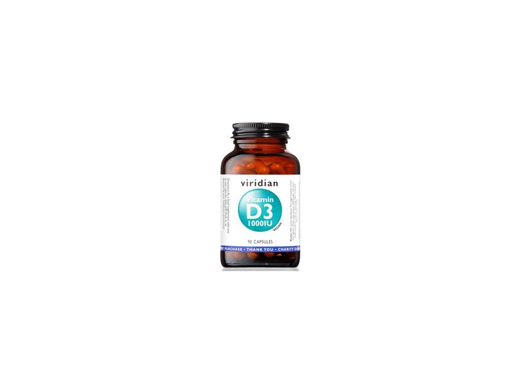 Vitamin D3 1000iu | 90 kapslí | Natureforlife.cz