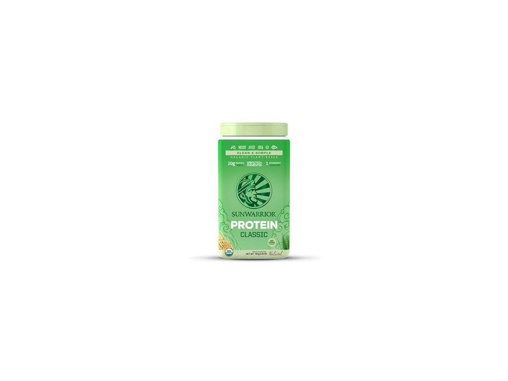Sunwarrior | Protein Classic BIO natural 750g | Natureforlife.cz