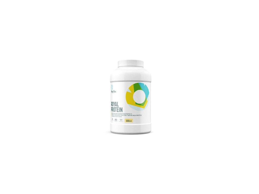 Myotec Royal Protein 2kg vanilka