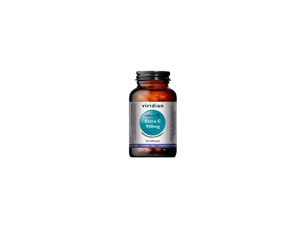 Extra C 950 mg   90 kapslí   Natureforlife.cz