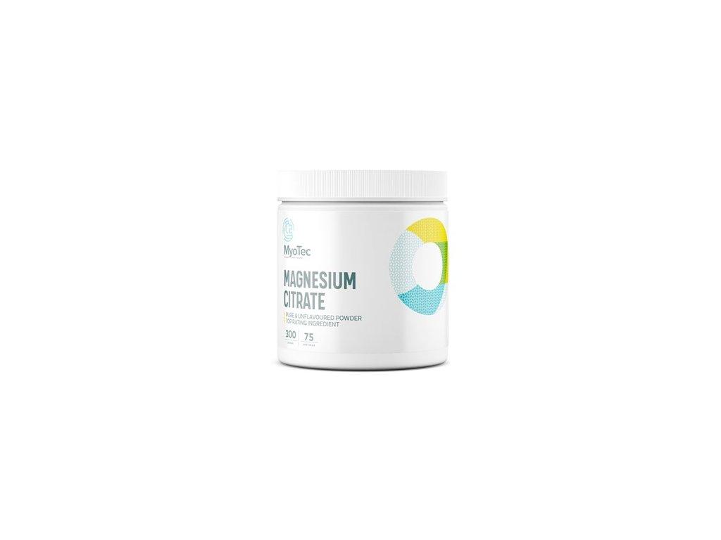 MyoTec | Magnesium Citrate 300g | Natureforlife.cz