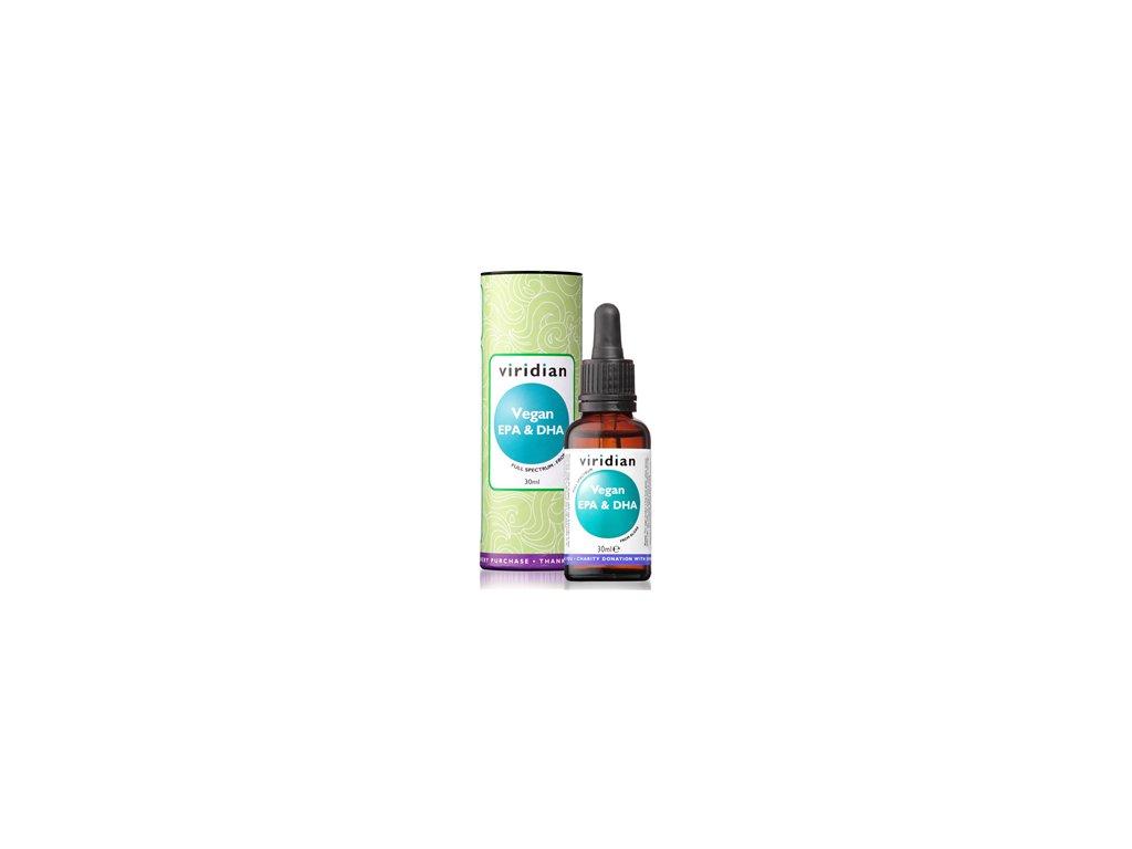 Vegan EPA & DHA | 30 ml | Natureforlife.cz
