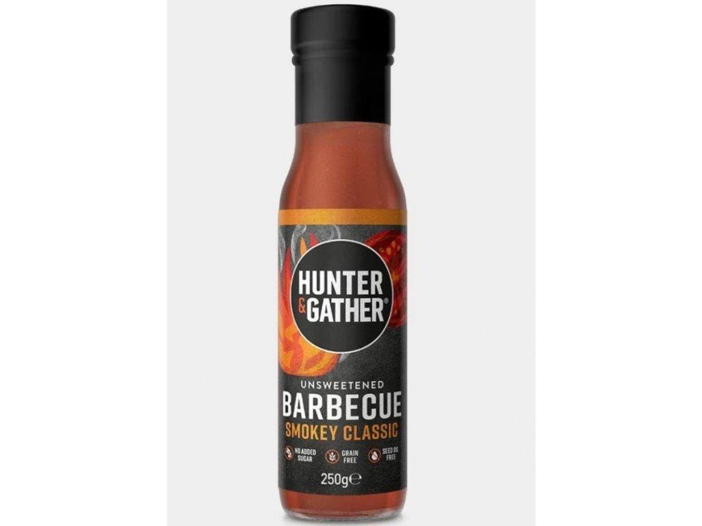 Hunter & Gather | Rajčatový kečup bez cukru SMOKEY | Natureforlife.cz