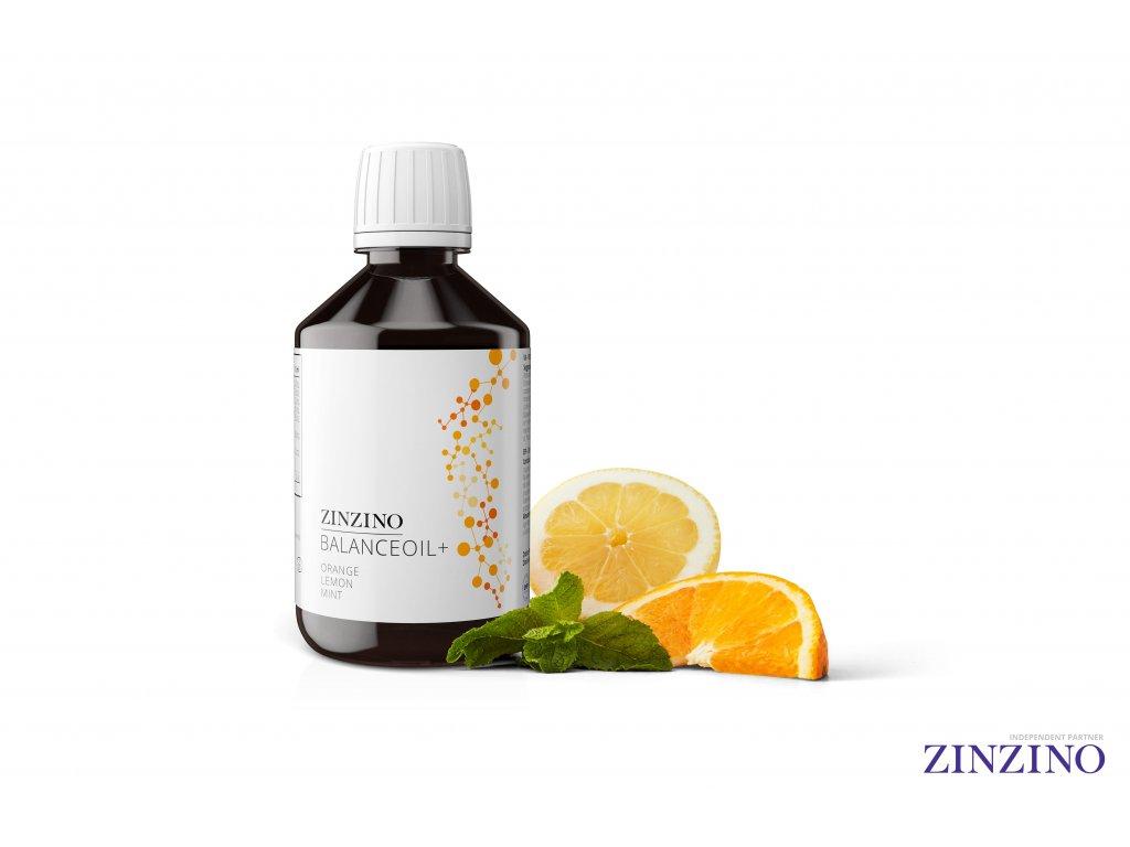 Zinzino | BalanceOil+ Pomeranč,Citron 300ml | Natureforlife.cz