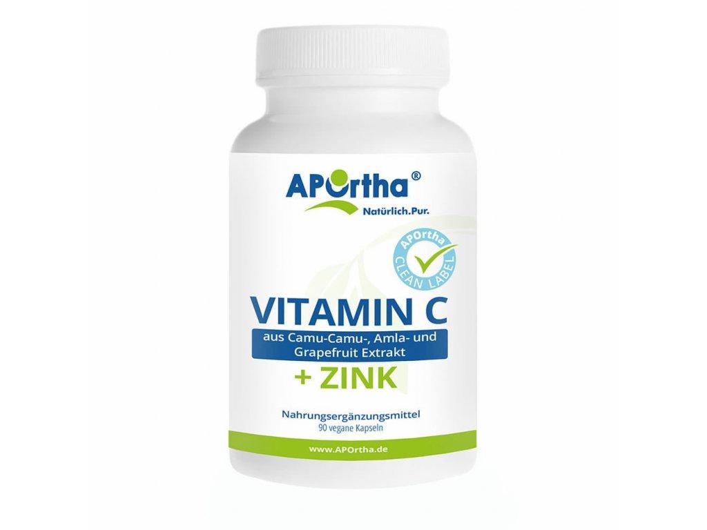 Aportha | Komplex přírodních vitamínů C | Natureforlife.cz