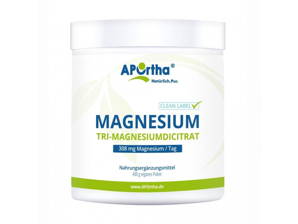 Aportha   Tri-magnesiumdicitrát (154mg)   Natureforlife.cz