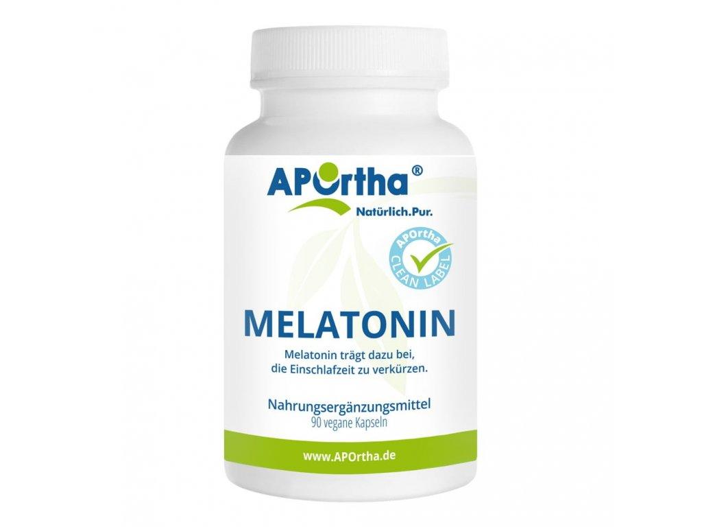 Aportha   Melatonin 1mg   Natureforlife.cz